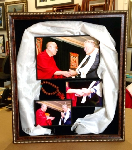 Picture It Framed Portfolio Prayer Shawl Shadowbox
